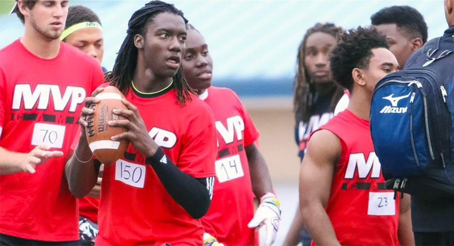 "Emory Jones got his ""Dream Offer"" from Ohio State today."