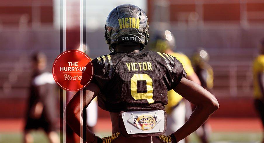 Ohio State signee Binjimen Victor