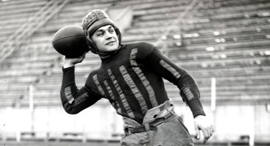 Ohio State's Chic Harley returned for the 1919 season and it was one to remember.