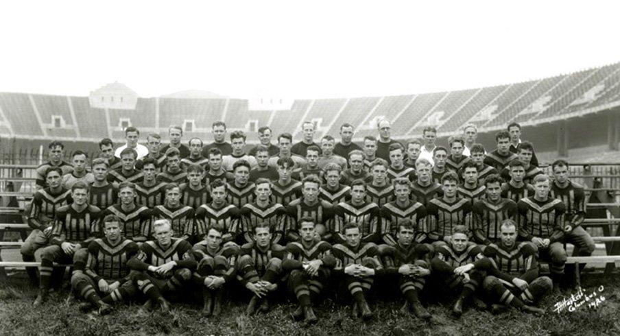 The 1926 Ohio State University football team