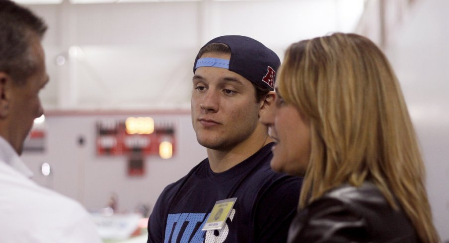 Outlooking Ohio State Defensive Lineman Nick Bosa S