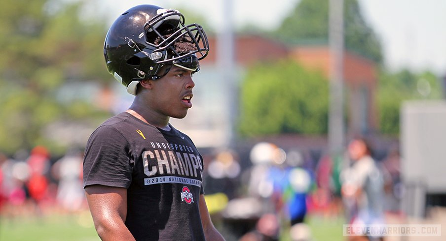 Cleveland's Tyreke Smith may be one of Ohio's best athletes.