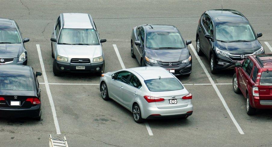 Bad parking job 97.1 The Fan