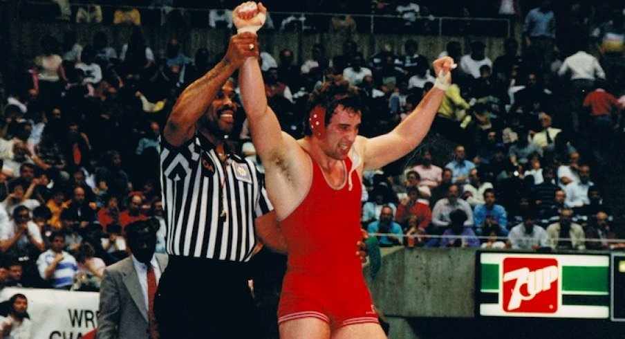 Mark Coleman: Alpha Buckeye.