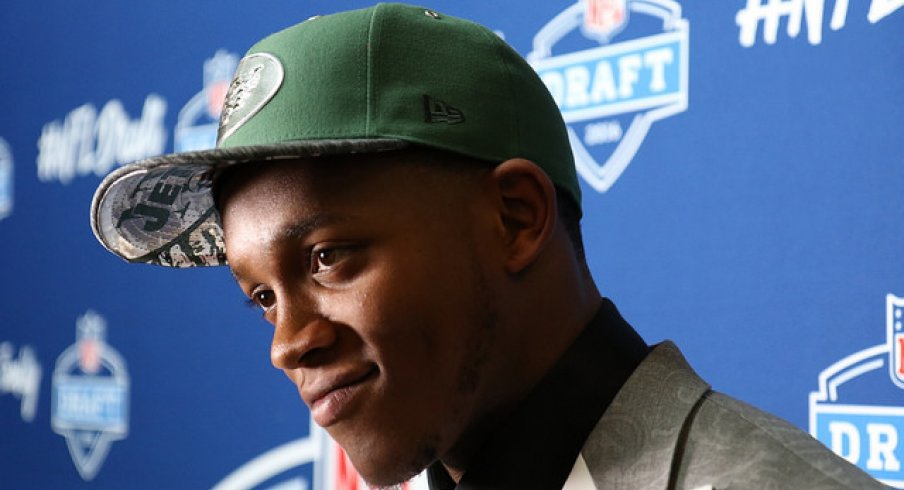 Jets, Darron Lee agree to terms.