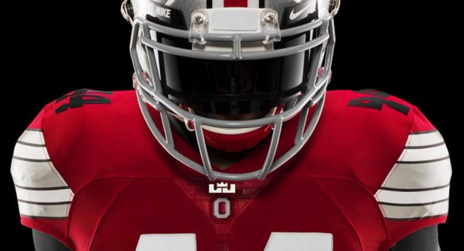 Would Ohio State S Recruiting Efforts Benefit From A Partnership With Lebron Eleven Warriors
