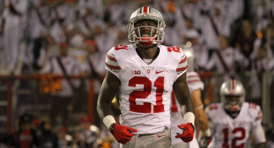 Parris Campbell looks to separate himself from the logjam of talent at wide receiver.