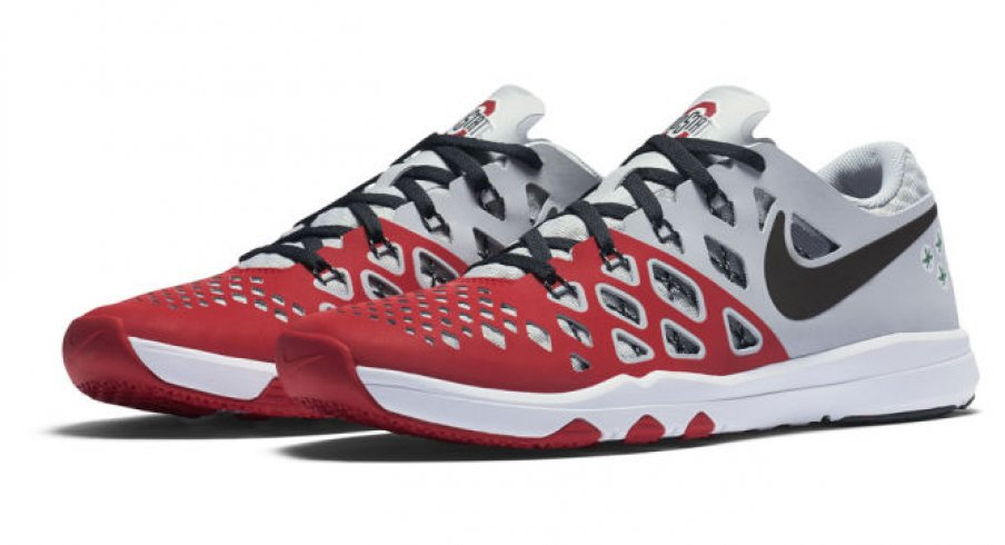 Nike To Unveil New Ohio State Train Speed 4 Shoes Eleven Warriors