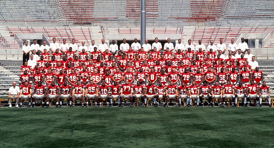 100 Teams In 100 Days The John Cooper Era At Ohio State Ends After The 2000 Season Eleven Warriors