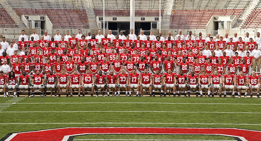 100 Teams in 100 Days: In 2008, Ohio State Wins a Share of the Big