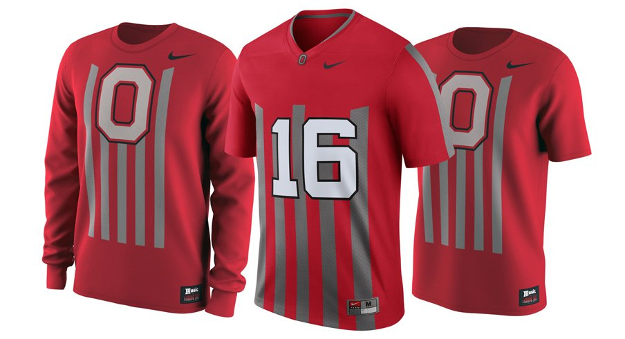 ohio state throwback jersey 2016 for sale