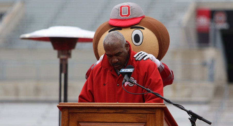 Just say no to Friday night football in the Shoe.
