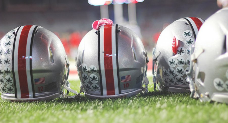 Ohio State-Maryland 3:30 p.m. ET kickoff.