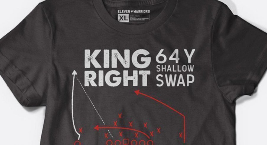 King Right 64 Y Shallow Swap Shirt.