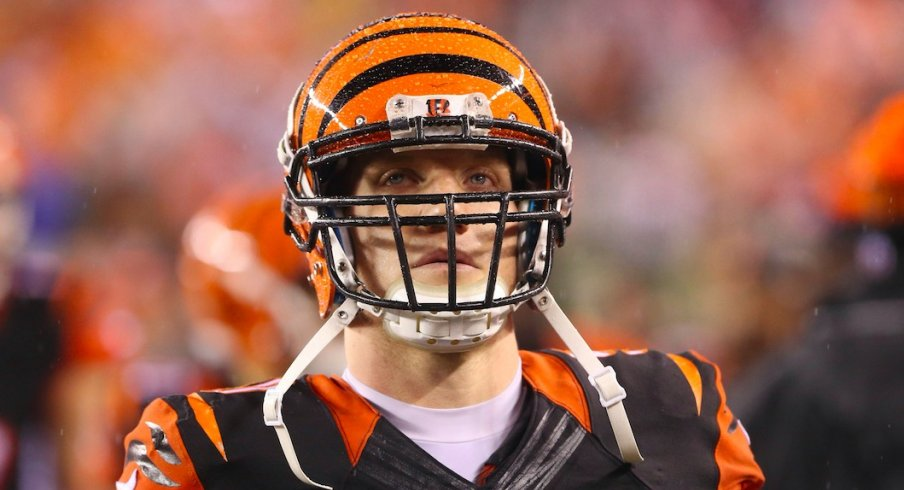 super popular 395d7 669cb A.J. Hawk's Advice to Current Ohio State Players: 'Enjoy the ...