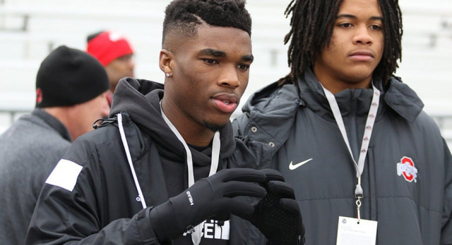 Jeffery Okudah becomes Ohio State's 18th commit of the 2017 class.