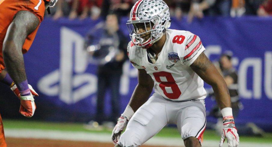 Ohio State cornerback Gareon Conley plans to enter the 2017 NFL Draft.