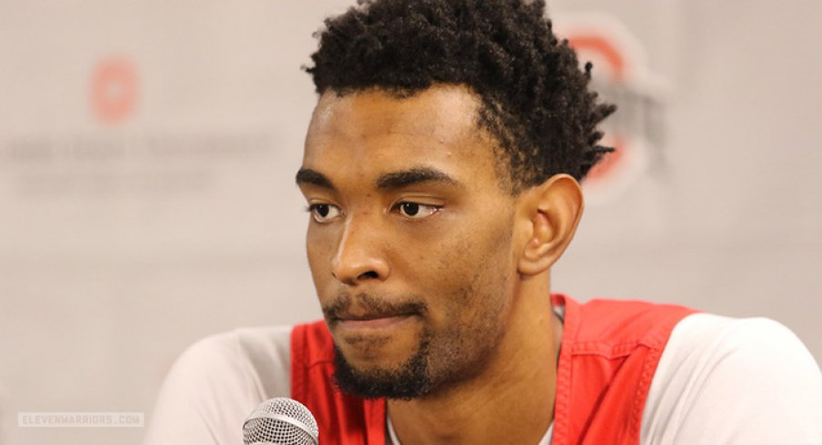 Keita Bates-Diop out for the season with a stress fracture.