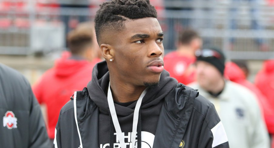 Jeffrey Okudah releases a heartwarming letter after committing to Ohio State.