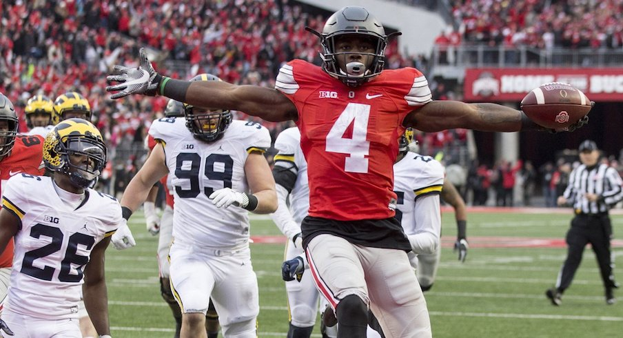A look back at Curtis Samuel's best 11 plays in an Ohio State uniform.