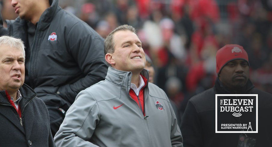 The recently fired Ed Warinner, former offensive coordinator at Ohio State.