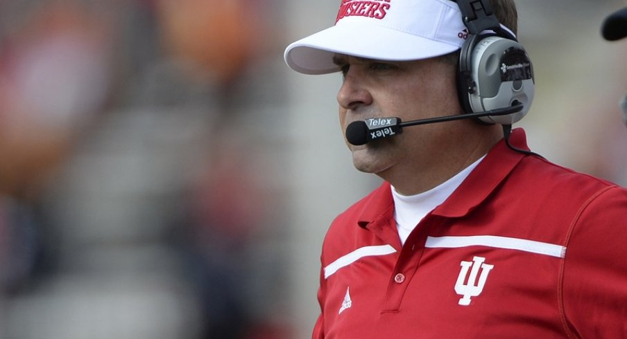 Kevin Wilson's was considered one of America's best offensive minds long before he reached Bloomington.