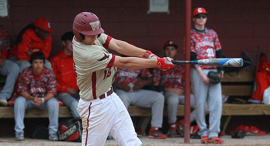 Nate Meyer commits to the Cincinnati baseball program.