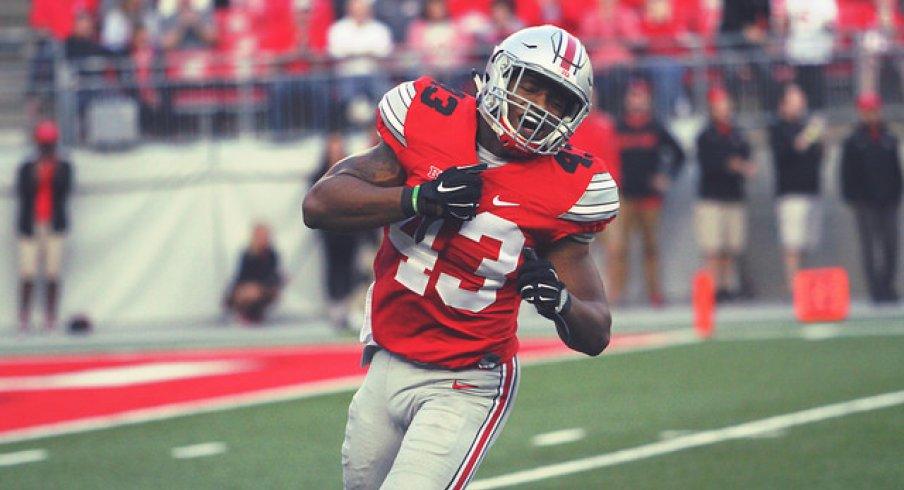 Darron Lee is perhaps the hidden gem of the century for Ohio State.