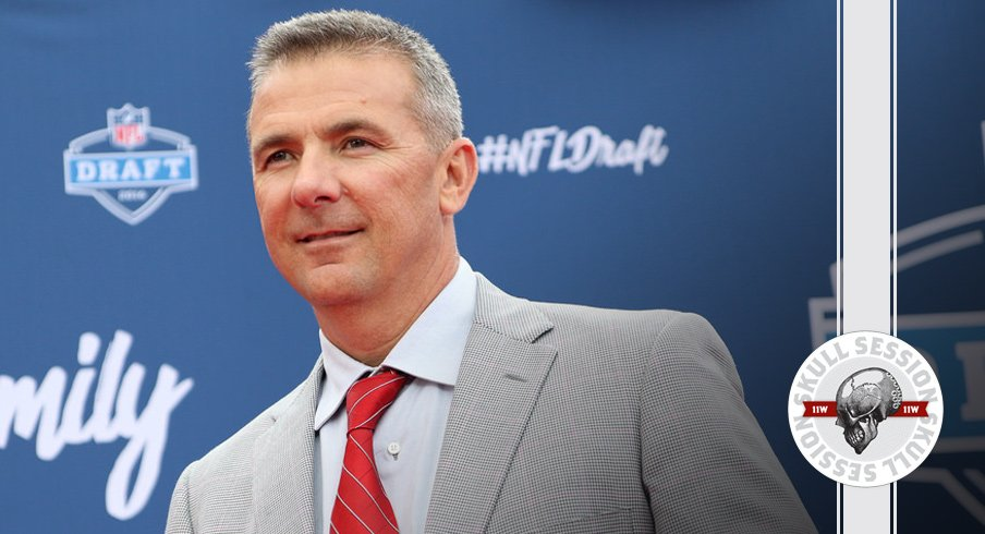 Urban Meyer looks to draft the March 11th 2017 Skull Session