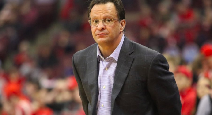 Indiana fires Tom Crean