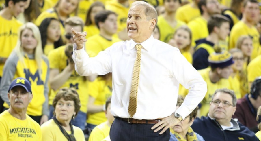 John Beilein's squad is headed to the Sweet Sixteen.