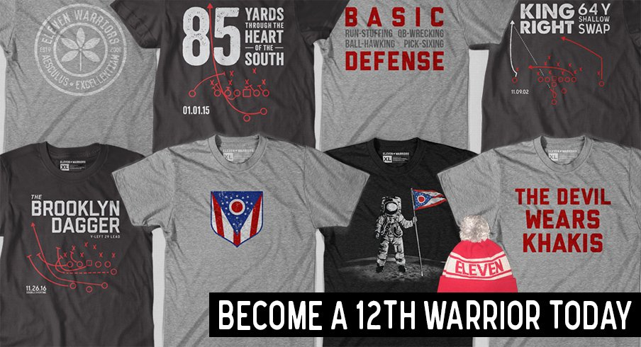 Become a 12th Warrior today.