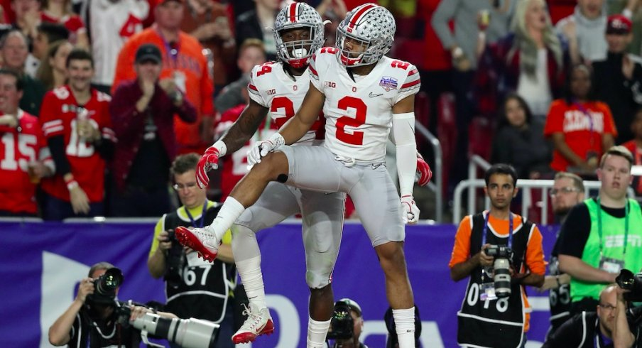 Ohio State is first school since Miami (FL) with three first round defensive backs in NFL Draft.