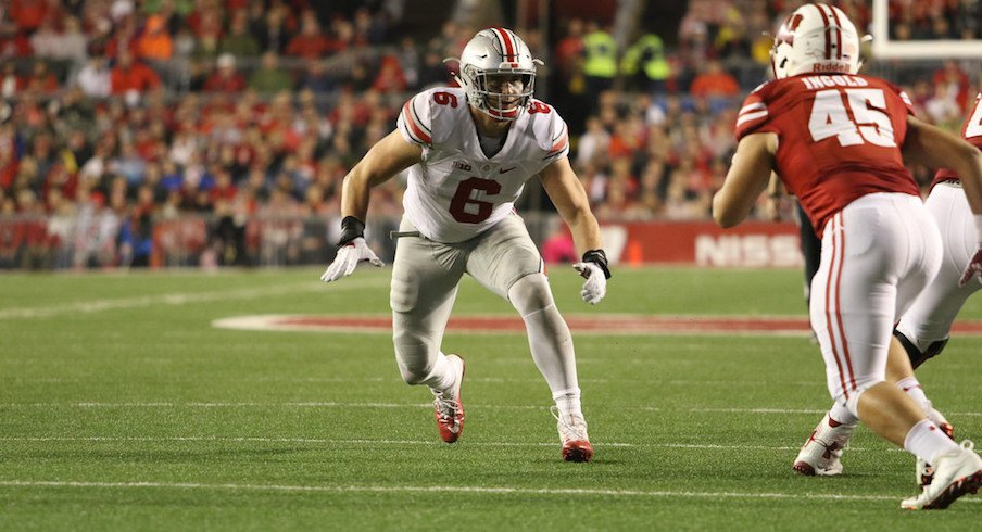 Sam Hubbard's versatility and athleticism gives Ohio State options on defense in 2017.