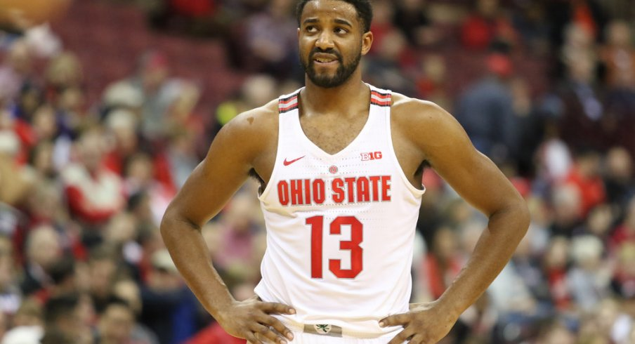 JaQuan Lyle no longer on Ohio State.