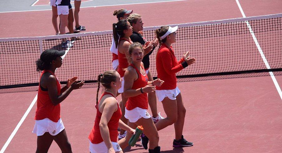 Women's Tennis: No. 2 Ohio State Rolls Notre Dame to ...