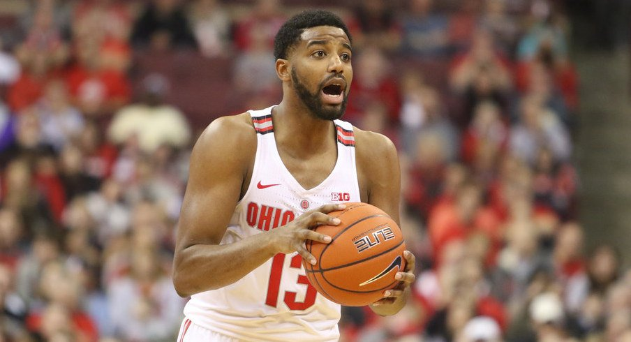 Former Ohio State point guard JaQuan Lyle issues statement.