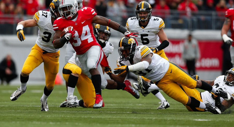 Buckeyes First Trip To Iowa Since 2010 Is A Reminder of The