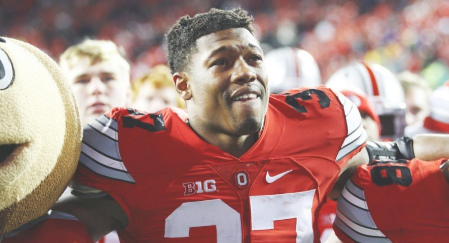 Ohio State's loss at home to Michigan State in 2015 ended any shot at a repeat national championship.