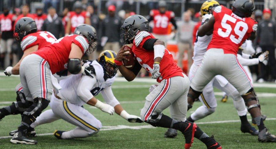 Ohio State-Michigan 2017 a noon start.
