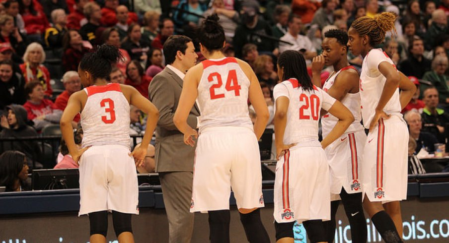 Ohio State women's basketball team.