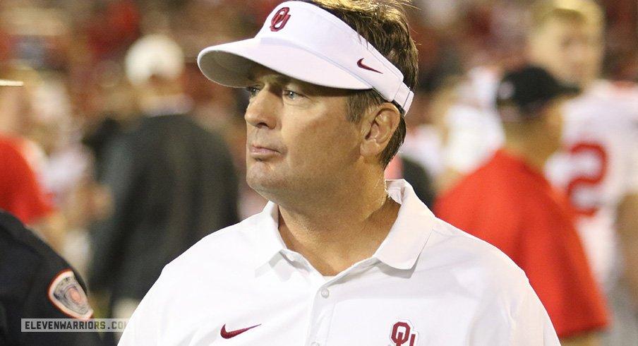 Bob Stoops is retiring as Oklahoma's head football coach.