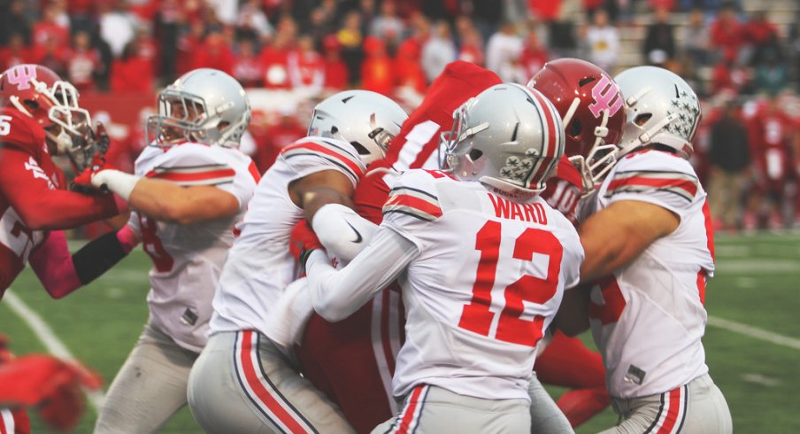 Ranking Ohio State's 2017 road games by difficulty.