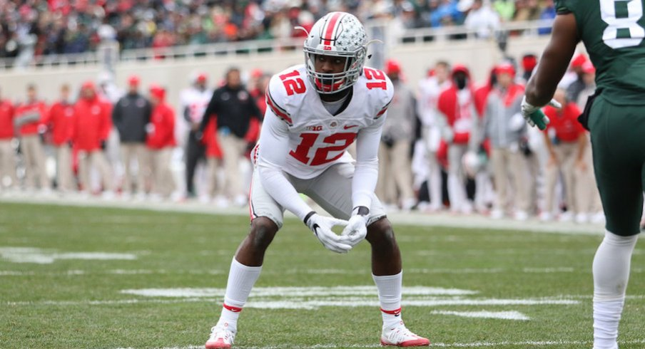 Denzel Ward Primed for Jump as Ohio State's No. 1 and Top NFL Draft Prospect at Cornerback ...