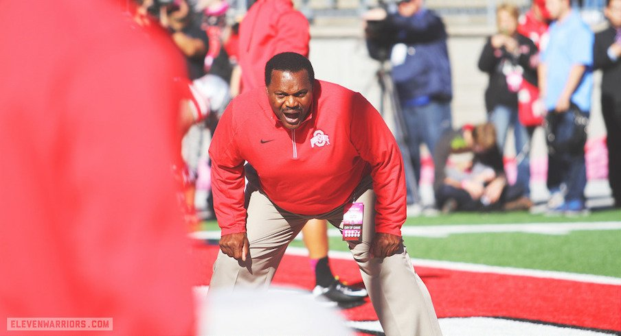 Larry Johnson and Ohio State looking for reload on the defensive line with the 2018 recruiting class.