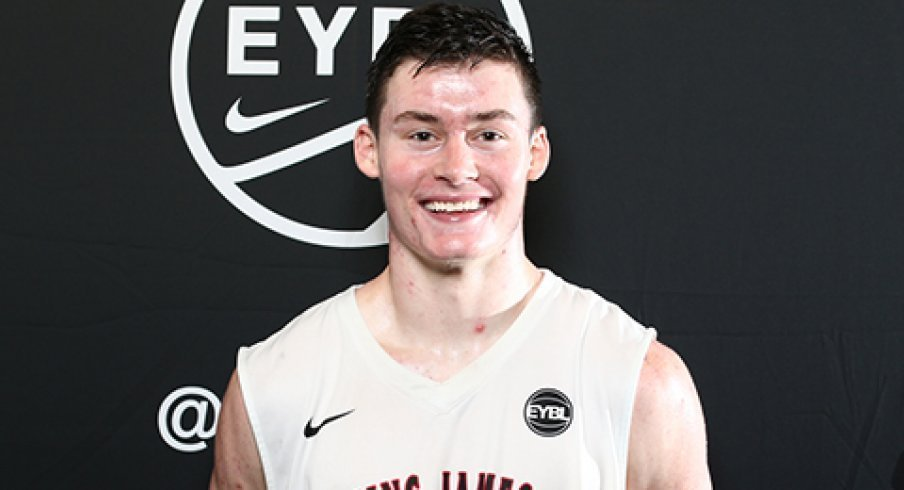 Ohio State Announces Kyle Young Eligible for 2017-18 Men's Basketball Season