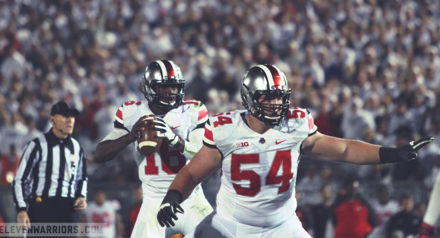 Ohio State's five most important seniors in 2017.