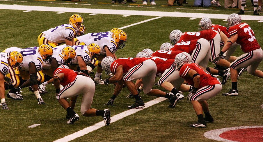 Reliving the wild 2007 college football season.