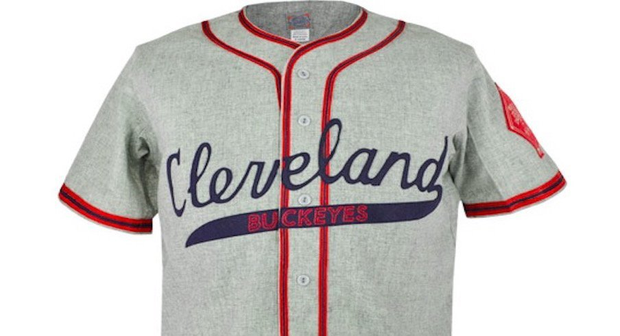 The Tribe tip their cap to the Negro League Cleveland Buckeyes tonight.