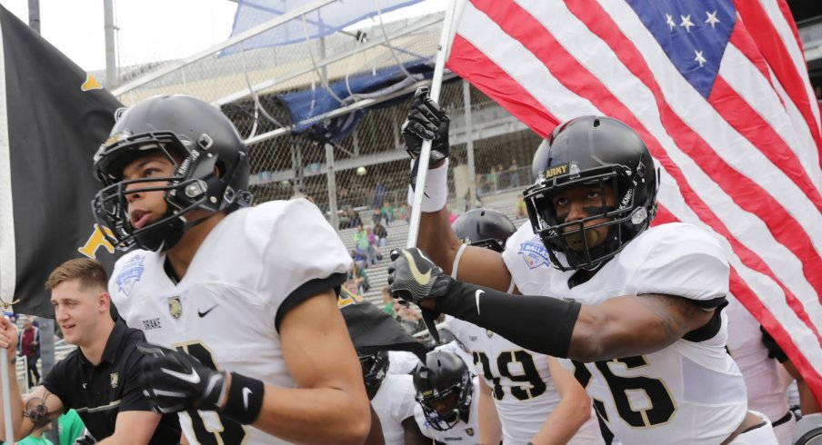 Inside Ohio State s Long History with Armed Forces Football  beca718a1